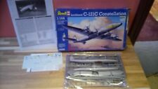 REVELL LOCKHEED C-121C CONSTELLATION 1/144 SCALE OLD STOCK (SEALED BAG)