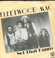 7inch FLEETWOOD MAC not that funny HOLLAND 1979 EX+