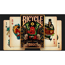 Mazzo di carte Bicycle Magic Playing Cards by Prestige Playing Cards