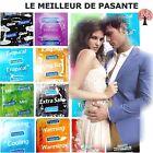 ❤ Le Meilleur de PASANTE ❤ 16 modèles de préservatifs x6 x12 x24 x48 MIX +1 GLOW