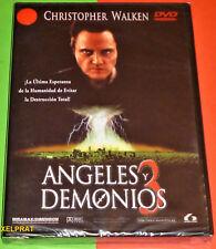 ANGELES Y DEMONIOS 3 -DVD R2- Precintada