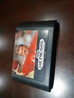 Joe Montana II Sports Talk Football (Sega Genesis, 1991) Cartridge only