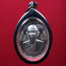 Thai Amulet Powerful Magic Buddha LP KOON coin Talisman Thai Amulet
