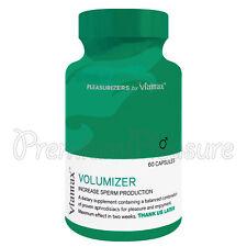 Viamax Volumizer for men Increase sperm production for him Cum plus pills 60caps