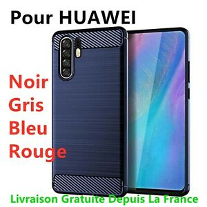 COQUE POUR HUAWEI P10 LITE/P20/P30 PRO P8/P9 HONOR 8 HONOR 9 LITE Y6 2019