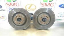 2x MERCEDES GLE W166 AMG FRONT BRAKE DISCS DISC