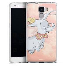 Huawei Honor 7 Silikon Hülle Case Handyhüle - Dumbo