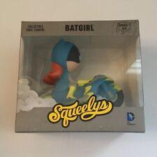 Nib Batgirl Collectible Vinyl Figure Racer Hallmark 2016 Squeelys Series 1, #5
