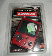 Nintendo Mini Classic CARRERA Rare Small Package ver. NEW Sealed Keychain Game