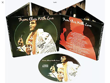 Elvis From Elvis With Love Digipak CD New and Sealed