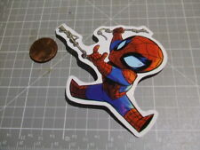 TOON SPIDERMAN Sticker / Decal Skateboard Stickers Actual Pattern NEW GLOSSY