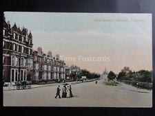 Lincolnshire SKEGNESS Scarborough Avenue c1905 Postcard by Valentine