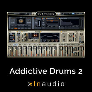 XLN Addictive Drums 2 Bundle - NEW License