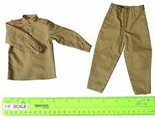 Soviet Sniper Suit AL10009 - Tan Uniform Set - 1/6 Scale - Alert Line Figures