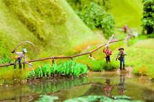 Noch Plastic HO Gauge Model Railway Scenery & Trees