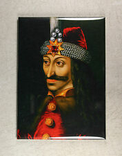Vlad the Impaler Magnet - Vlad Tepes Vampire Dracula Prince of Wallachia Undead