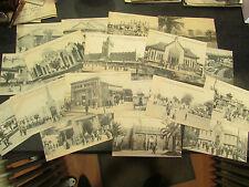 lot de 20 cpa 13 marseille exposition coloniale divers 2