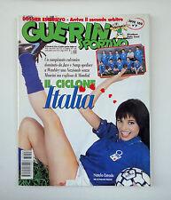 GUERIN SPORTIVO 1997- n. 6 - IL CICLONE ITALIA
