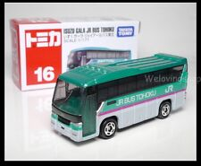 TOMICA #16 ISUZU GALA JR BUS TOHOKU 1/171 TOMY DIECAST CAR