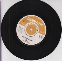 "THEM - Here Comes The Night - Rare UK Deram 2-track 7"" vinyl single (orig. 1965)"
