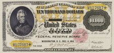 United States, Gold Certificate $10000, 1900, Fr.1225, REPRODUCTION