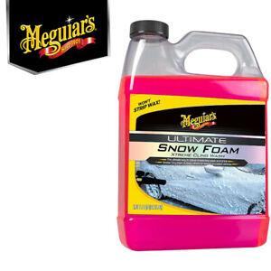 Meguiars - Ultimate Snow Foam Xtreme Cling - Wax Safe - 1.89L - G191564