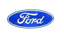 10 x Ford Blue Oval Car Window Glass Stickers NEW 8cm Show Gift Scrapbooking