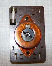 Stromverteiler/Leiste  220V  130V  240V  110V - Grundig Stereomeister 35