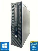 HP ProDesk 400 G1 SFF - 500GB HDD, Intel Core i5-4570, 8GB RAM - Win 10 Pro
