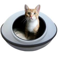 Camas de color principal gris para gatos