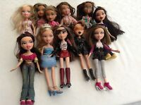 BRATZ DOLLS...SEE SELECTION OF DOLLS BELOW