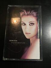 Celine Dion Lets Talk About Love Cassette Tested