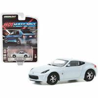 Greenlight 1:64 Hot Hatches - 2020 Nissan 370Z (Brilliant Silver Metallic)