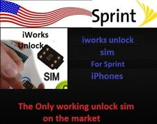 iPhone unlock sim for Sprint locked iPhones only working rsim r sim