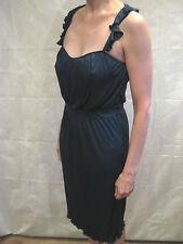 Love Moschino Size 8 10 Blue Designer Cocktail Dress