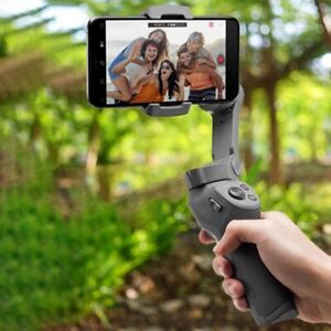 For Osmo Mobile 2/3 Handheld 3Axis Gimbal Stabilizer Holder Smartphone 1Set