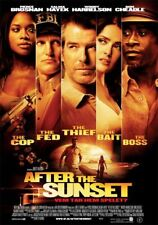 """35mm Feature Film Reel # 1 ONLY """"AFTER THE SUNSET"""" 2004 ( Look  shipping price)"""