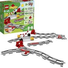 Lego Duplo 10882. Vías ferroviarias. De 2 a 5 años