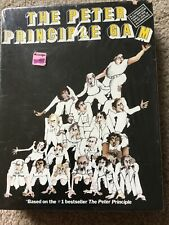 The Peter Principle Game. Brand New! Still In Plastic!!