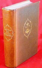 I vecchi maestri di Fromentin, Weimar 1915-mezza pelle-libro antico