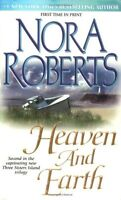 Heaven and Earth (Three Sisters Island Trilogy) by Nora Roberts