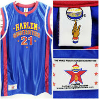 Harlem Globetrotters Special K Mens Small #21 Basketball Jersey