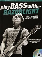 Play bass with... raszorlight-eight of their greatests canzoni...