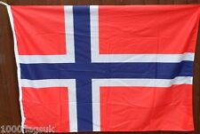 Norway Flag - 8:11 Ratio with Correct Pantone Colours - Top Quality