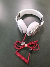 Monster Beats Pro Headphones Gunmetal Aluminum / White