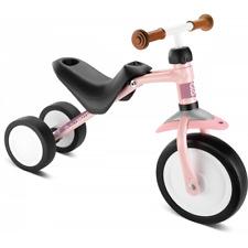 Puky MOTO 3043 Rutschfahrzeug retro rose Kinderrutscher ab 18 Monate Laufrad Puk