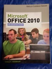 Microsoft Office 2010: Introductory (Shelly Cashman), Vermaat, Misty E., Shelly,