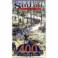 DIXIE SHILOH FULL SET CARD GAME
