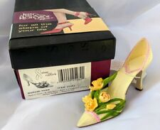Daffodil Hope / Just The Right Shoe By Raine Miniature Figurine #25482 New