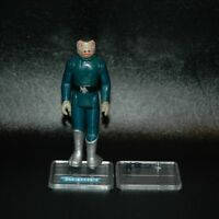 FACTORY ERROR / DEFECT Vintage Star Wars BLUE SNAGGLETOOTH Kenner Variant w/Gun